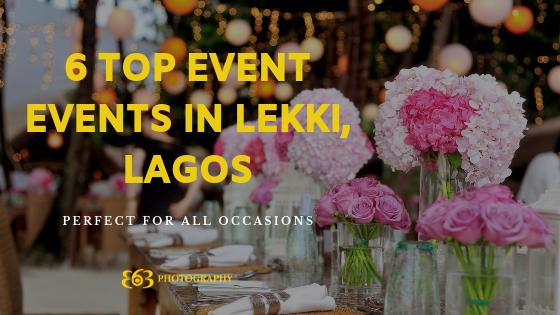 Top Event Centers In Lekki