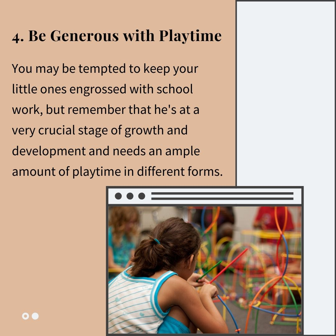 raising smart kids playtime
